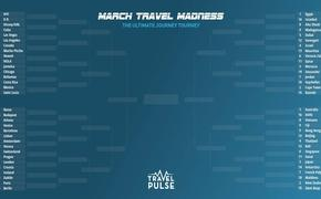 2019 March Travel Madness Bracket