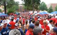 The Grove tail gating