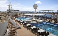 Norwegian Sky Pool Deck