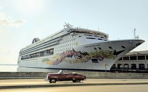 Cuba, cruise ship, classic car tour