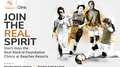 Book Now: Real Madrid Foundation Clinics at Beaches Resorts