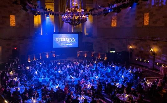 2019 Travvy Awards, Gotham Hall, New York City