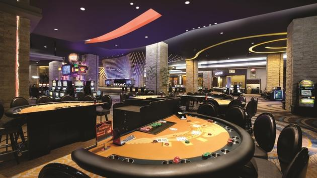 Blackjack table at Hard Rock Hotel & Casino Punta Cana