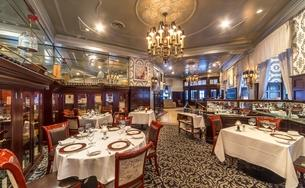Delmonico's restaurant, New York City