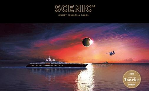 Scenic Eclipse Collection is Here