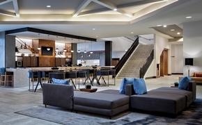 Marriott Dallas Las Colinas Lobby