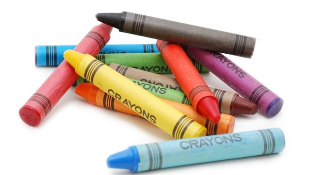 crayons, travel, colors