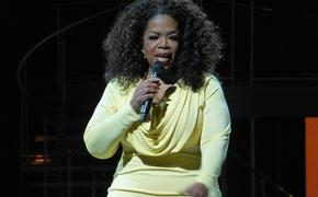 Oprah Winfrey during a public appearance