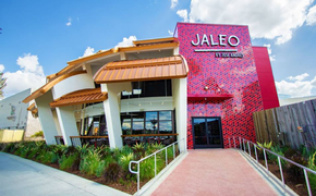 Exterior of Jaleo at Disney Springs