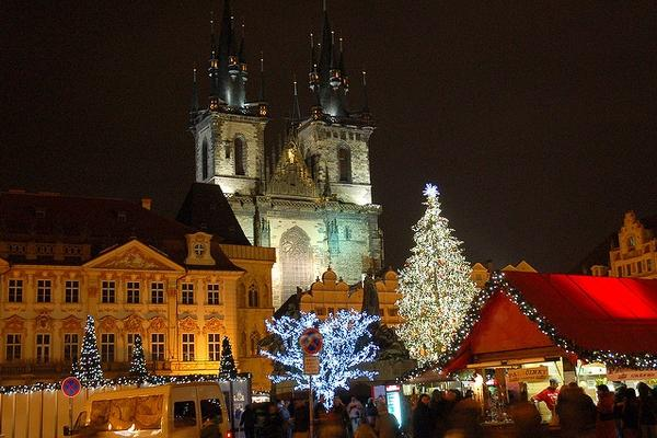 European Christmas Vacation Packages