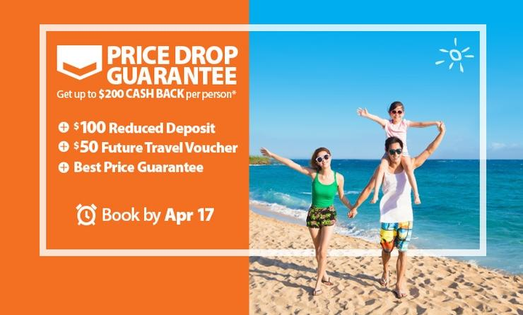 Sunwing Summer Bookings