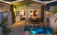 Honeymoon Butler Room w/ Private Pool Sanctuary