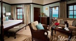 Save up to 60% Off Rack Rate in Antigua: Caribbean Honeymoon Beachfront Butler Suite