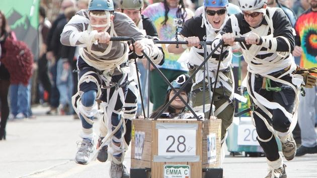 Emma Crawford Coffin Races and Festival