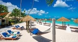 60% Off Rack Rates: Caribbean Beachfront Butler Rondoval