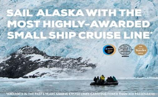 NOVEMBER IS ALASKA MONTH: Complimentary Signature Expedition kayak, zodiac, or hiking tour