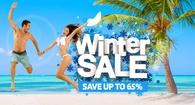 Winter Sale Save Up To 65%