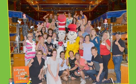 Air Canada Vacations and agents on Carnival