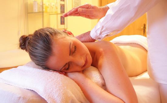 Terapia de masaje (Foto de Pixabay)