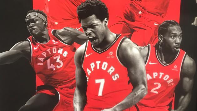 Toronto Raptors poster