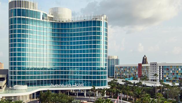 Universal Orlando's Aventura Hotel
