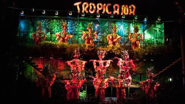 Le cabaret Tropicana de La Havane