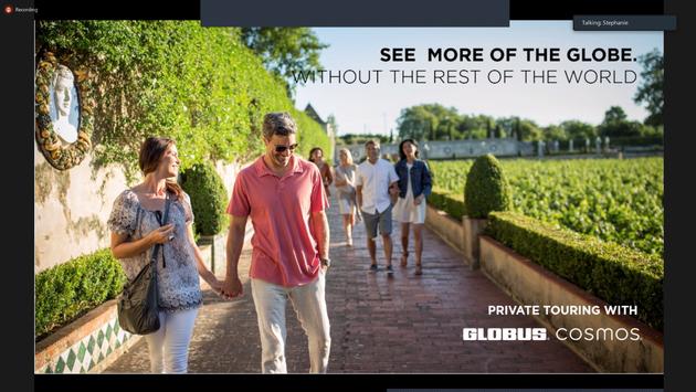 Globus Private Touring