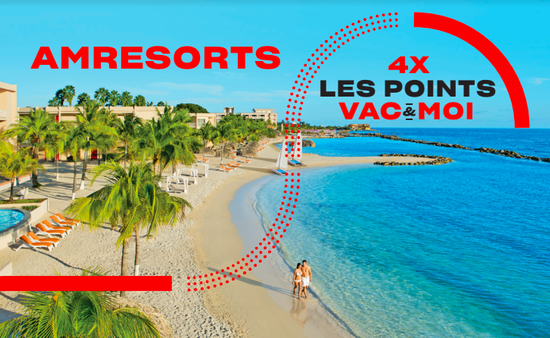 Promotion 4X les points VAC&MOI