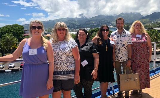 FAM Trip à Tahiti