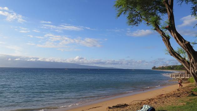 North Ka'anapali Beach, Maui