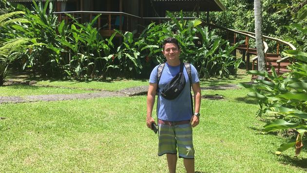 Gerardo Masis, guide touristique pour Greenway Nature Tours