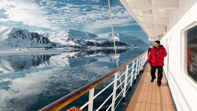 New Expedition Cruise from Poseidon