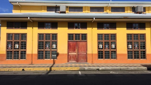 Maison de la culture, Limon, Costa Rica