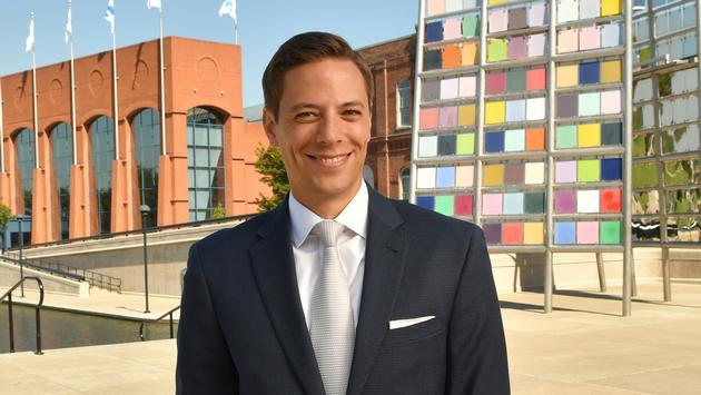 Dustin Arnheim, Visit Baltimore
