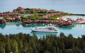 Crystal Esprit Eden Island