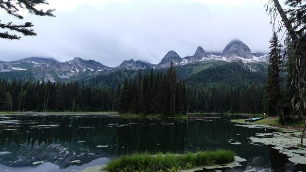 Kootenay Rockies, British Columbia