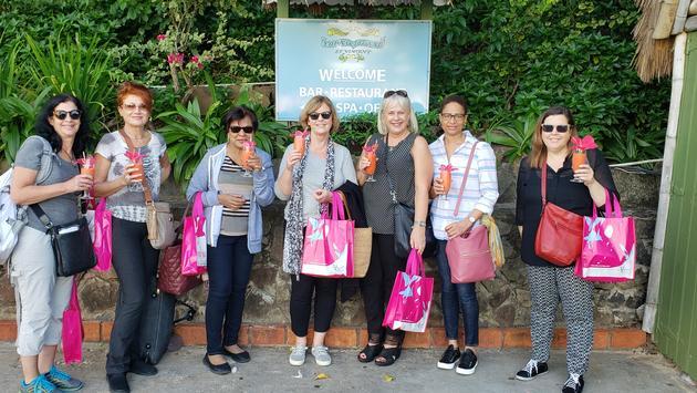 St.Vincent-et-Grenadiens FAM TOUR