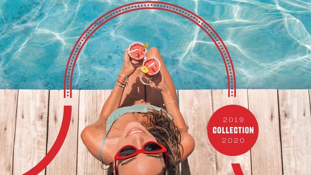 Collection Soleil Vacances Air Canada  2020