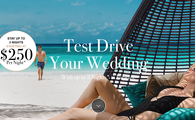 Test Drive Your Wedding at Sandals Resorts