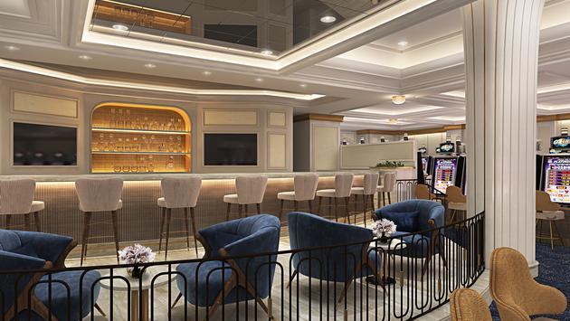 Celebrity Cruises Casino Bar