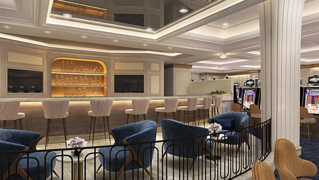 Celebrity Cruises Casino Bar
