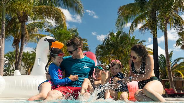 Club Med Sandpiper Bay Family