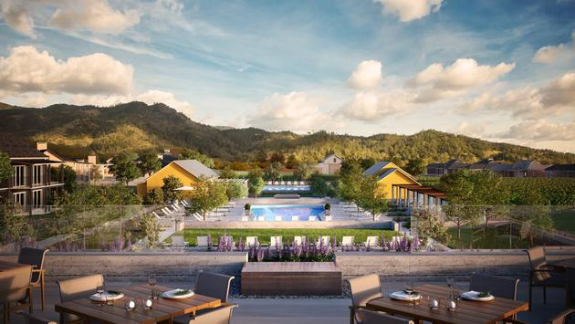 Four Seasons Resort and Residences Napa Valley.