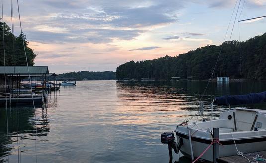 Lake Keowee, Seneca, South Carolina