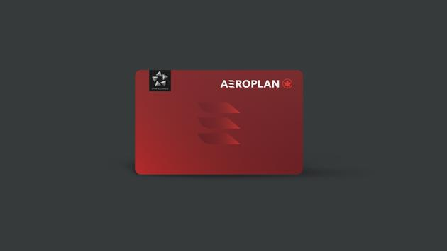 A new Aeroplan card