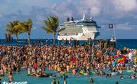 FriendShip Music Cruise, Coco Cay, Bahamas