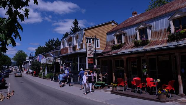 Baie St.  Paul, Charlevoix, Quebec