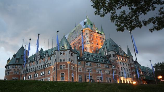 Fairmont Chateau Frontenac, Quebec City