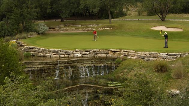 Fazio Foothills Golf Course at Omni Barton Creek Resort & Spa