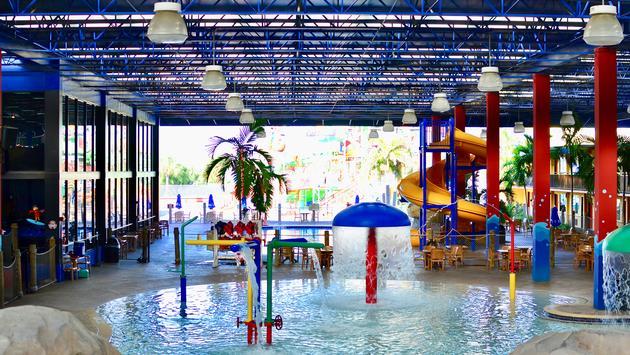 waterpark, pool, splash pad, Orlando, Coco Key Water Resort